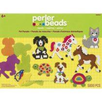 Набор животные термомозаика Перлер