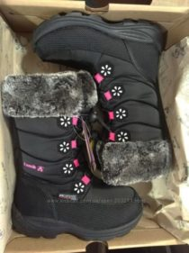 Сапоги Kamik Kids Ava Snow Boot 27 размер, 16. 7 см стелька