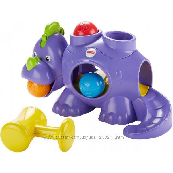 Динозаврик с шариками