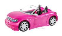 Автомобиль для Барби гламурный розовый кабриолет Barbie Glam Convertible