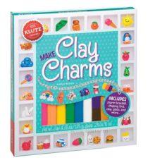 Набор для создания шармов KlutzMake Clay Charms Craft Kit