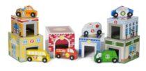 Автомобили и гаражи сортировщики