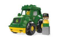 Трактор от Мега Блокс