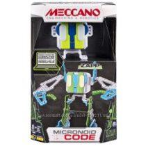 Интерактивный робот конструктор Микроноид Meccano-Erector Micronoid Code Zapp