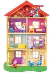 Большой музыкальный семейный домик свинки Пеппы – Peppa Pig Family Home