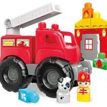 Mega Bloks Конструктор Пожарная машина Мега Блокс