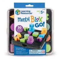 Learning Resources Mental Blox Go Игры на логику для маленьких