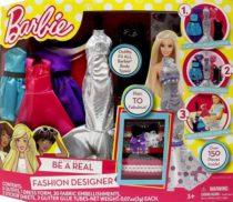 Barbie Be a Fashion Designer Doll Dress Up Kit Барби Стань модельером