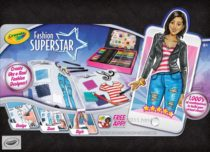 Крайола Набор для дизайна одежды Crayola Fashion Superstar Designer