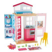 Домик для Барби Mattel Barbie 2-Story House немного повр. кор.