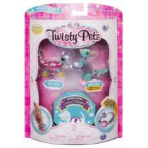 Набор Twisty Petz браслеты, ожерелье  мышка, кенгуру и питомец-сюрприз