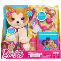 Набор Барби ветврач Barbie Pets Doctor с интерактивным щенком