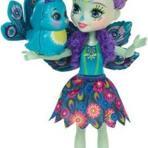 Enchantimals Patter Peacock Doll Кукла-павлин Enchantimals Пэттер Пикок