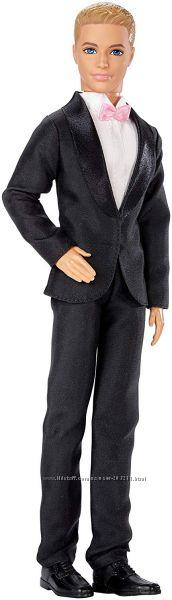 Кукла Барби Кен Жених. Barbie Fairytale Groom Doll