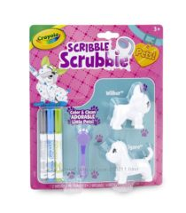 Crayola Scribble Scrubbie Pets раскрашиваемые собачки от Крайола.