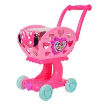 Тележка с продуктами Just Play Minnie&acutes Happy Helpers 2-in-1 Shopping Cart
