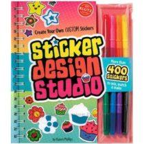 Студия дизайна наклеек Klutz Sticker Design Studio