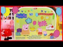 Peppa Pig Birthday Countdown Обратный отсчет к Дню рождения Свинка Пеппа