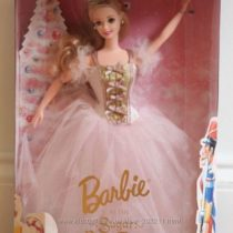 Barbie Doll as the Sugar Plum Fairy Коллекционная Барби Фея Драже