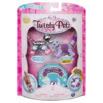 Набор Twisty Petz браслеты, ожерелье  слоник, щенок и питомец-сюрприз