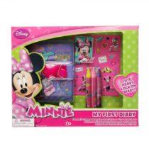 Набор Минни Мой первый дневник Disney Minnie Mouse My First Diary Set