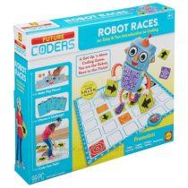 Игра для юных программистов ALEX Toys Future Coders Robot Races