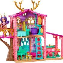Enchantimals Cosy House Playset. Лесной домик Ланки Денис