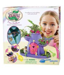 Набор Мой Волшебный Сад PlayMonster My Fairy Garden – Tree Hollow