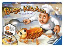 Игра Bugs in the Kitchen Ravensburger. Жуки в кухне от Равенсбург с HEXBUG