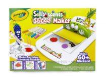 Творческий набор Создай наклейки Крайола Crayola Silly Scents Sticker Maker