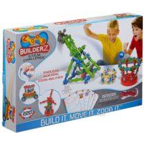 ZOOB BuilderZ S. T. E. M. Challenge. Конструктор Зуб Изобретатель.
