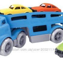 Эко игрушка Автовоз Green Toys Car Carrier