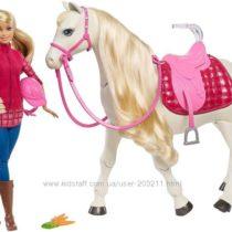 Набор кукла Барби и интерактивная лошадь. Barbie Dreamhorse Doll Playset