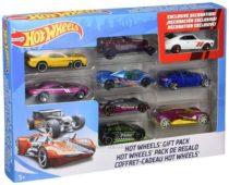 Набор машинок Хот Вилс, Hot Wheels, 9-Car Gift Pack.