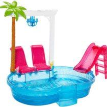 Barbie Glam Pool Барби гламурный бассейн