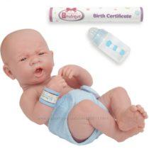 Пупс испанской фирмы JC Toys La Newborn First Yawn анатомически корректный