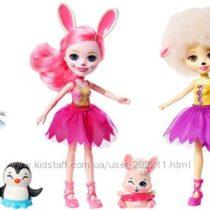 Enchantimals Ballet Cuties Doll Энчантималс Подружки балерины FRH55