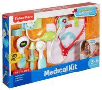 Fisher-Price Медицинский набор доктора в белой сумочке Medical Kit Фишер Пр