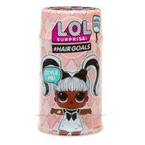 Кукла ЛОЛ L. O. L Surprise S5 Hairgoals Модное перевоплощение MGA Оригинал