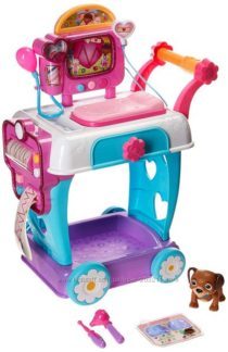 Интерактивная клиника Доктор Плюшева Doc McStuffins Toy Hospital Care Cart