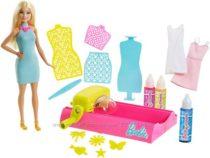 Барби Фабрика волшебных красок Barbie Crayola Color Magic Station, Mattel