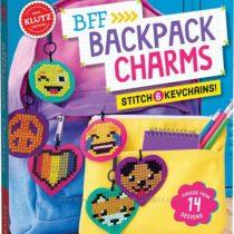 Качественный набор для создания брелков Klutz Bff Backpack Charms