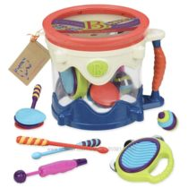 набор музыкальных инструментов Батат B. toys – B. Drumroll Battat