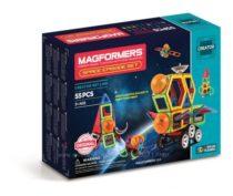Магнитный конструктор Magformers Space Episode, Космический эпизод 55 детал