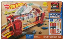 Hot Wheels Stunt Bridge Kit трек Разводной мост Hot Wheels DWW97 Оригинал
