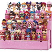 LOL Surprise Pop-Up Store 3-в-1 ЛОЛ Модный Подиум Кейс эксклюзивная кукла