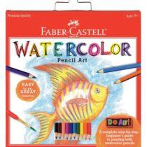 Отличный набор для творчества Faber-Castell Do Art Watercolor Pencils