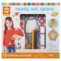 Набор для юных любителей космоса ALEX Discover Ready Set Space
