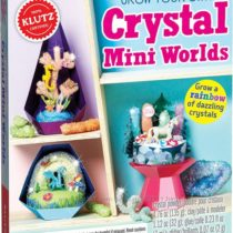 Набор для создания мини-миров Klutz Grow Your Own Crystal Mini Worlds