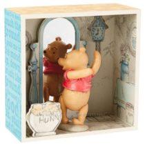 Декор Винни Пух Дисней Disney Hallmark Winnie The Pooh in Mirror Shadow Box